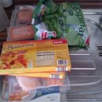 Zutaten-Lachs-Spinat-Blätterteig