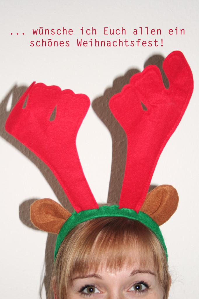 Franzis Weihnachtsgruß