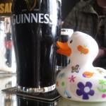 Guinness - frisch gezapft