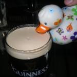 Guinness schmeckt!