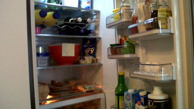 WG-Kühlschrank