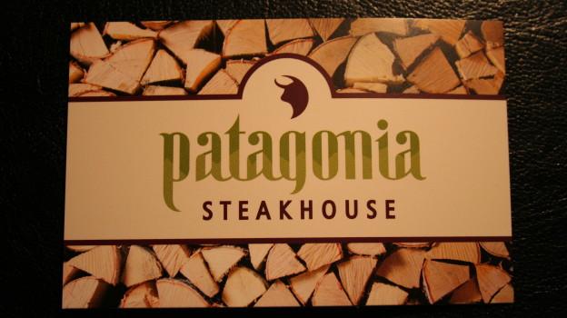 Visitenkarte Patagonia