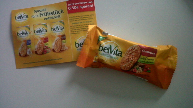 Promotion belVita