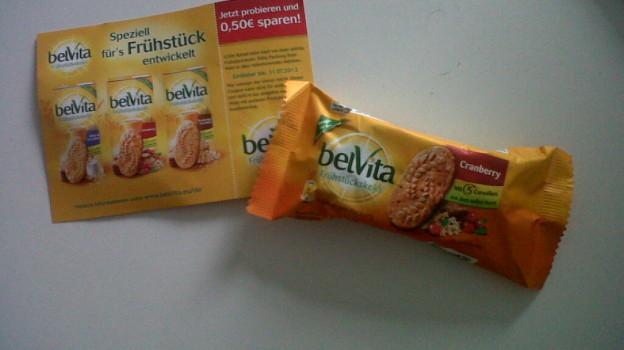 Promotion belVita