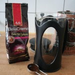 Melitta Selection 2013 mit Bodum
