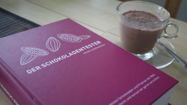 Buch Schokoladentester