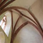 Kapitelsaal im Kloster Eberbach