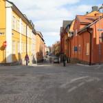 Uppsala Straße