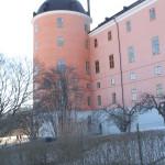 Uppsala Schloß