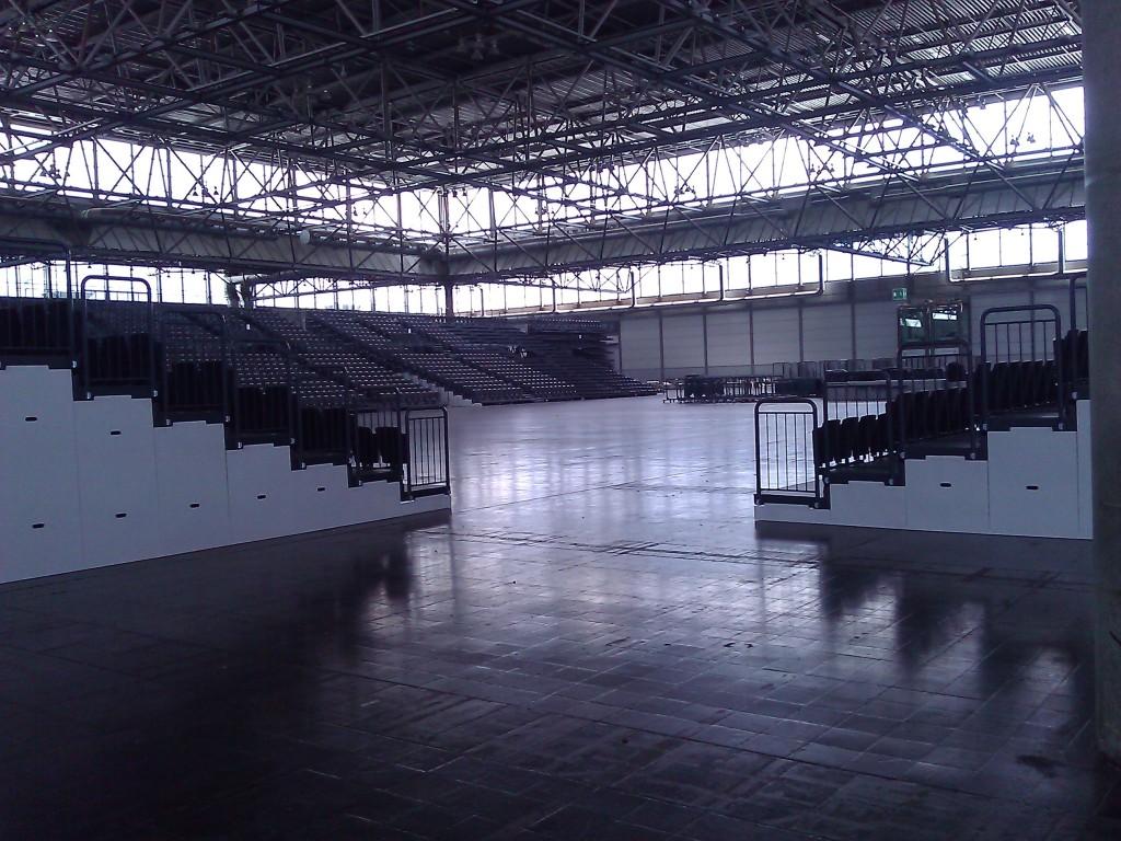 World Skills Leipzig - Messehalle 1