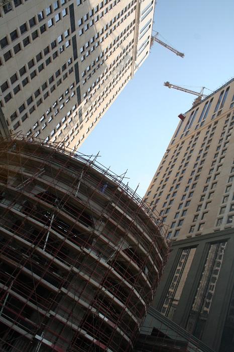 In Dubai wird eigentlich gefühlt nur gebaut...