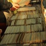 Nachtflohmarkt - Schallplatten