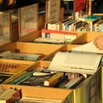 Nachtflohmarkt - Bücher