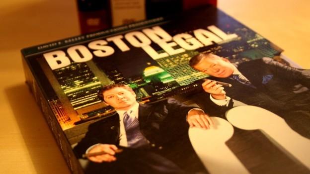 DVD Boston Legal