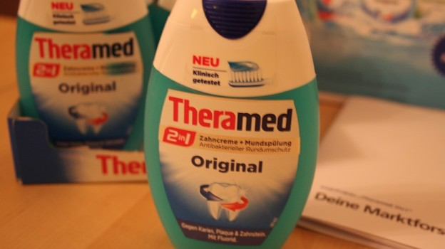 Theramed 2in1 Team Original
