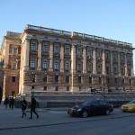 Stockholmer Schloss - Kungliga slottet