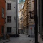 Stockholm - Gasse