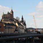 Stockholm - Blick nach Söder Mälarstrand