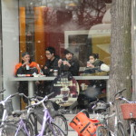 Stockholm - Café