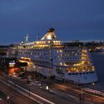 Stockholm - Schiff