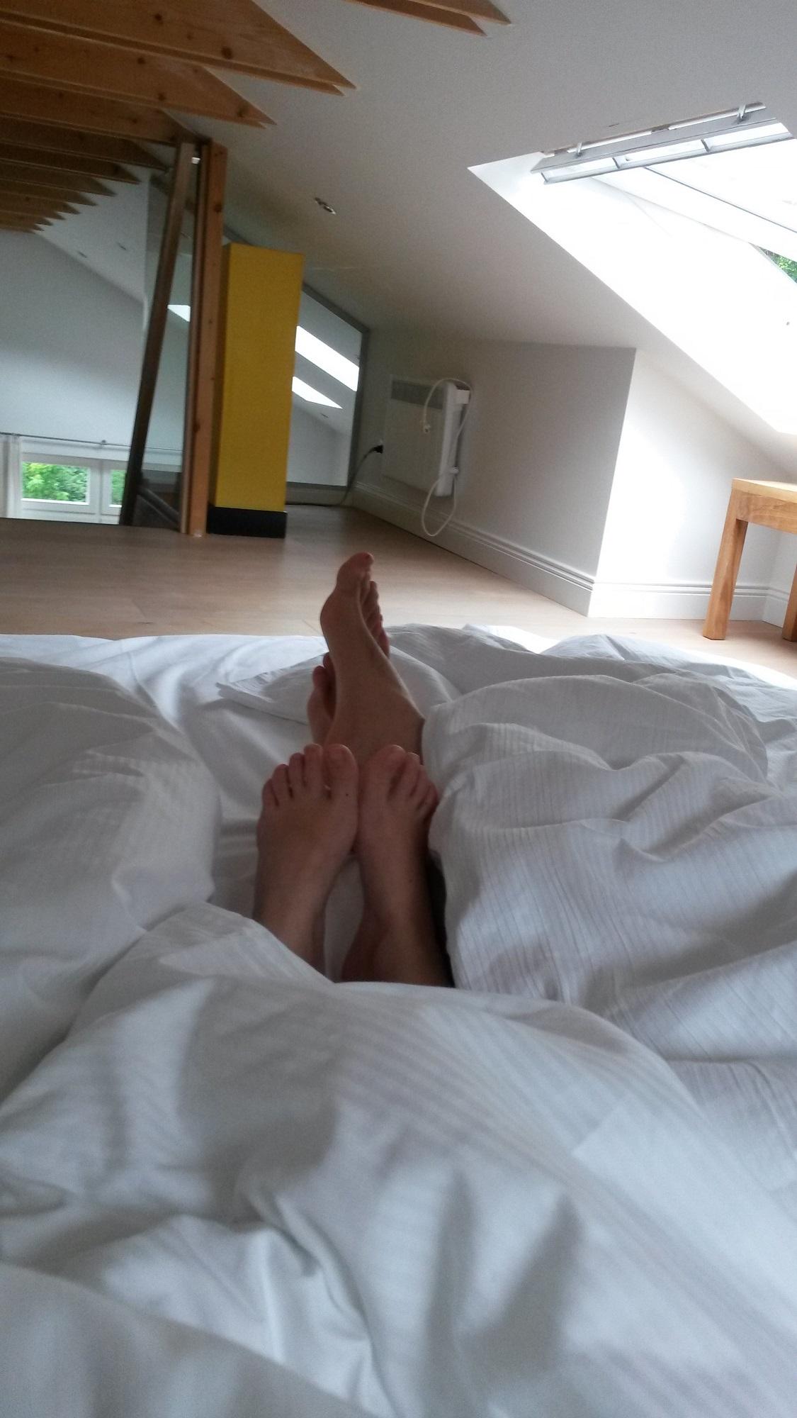 Schlafzimmer Dachgeschoss Guten Morgen – drei Städte