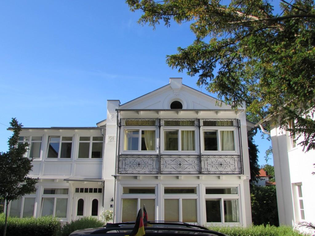 Binz Villa Rabensberg