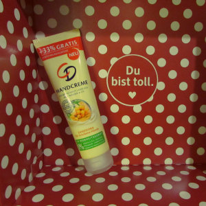 DM Liebinge CD Handcreme Sanddorn