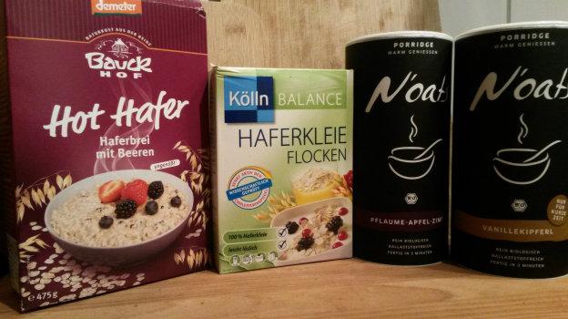 Porridge aka Haferbrei
