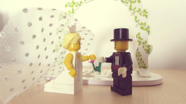 Endspurt der Hochzeitsvorbereitung
